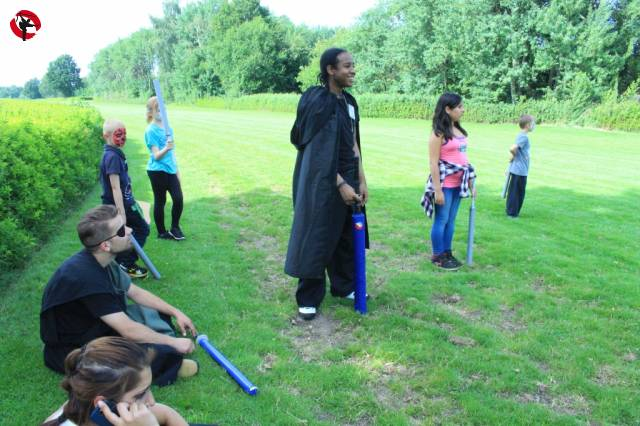 Kids Day The Jedi Camp 2015