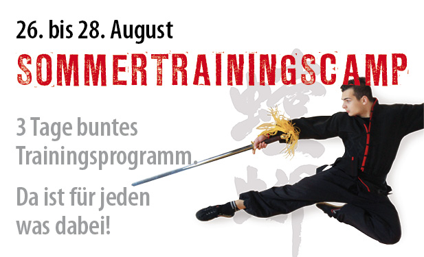 Sommertrainingscamp 2016
